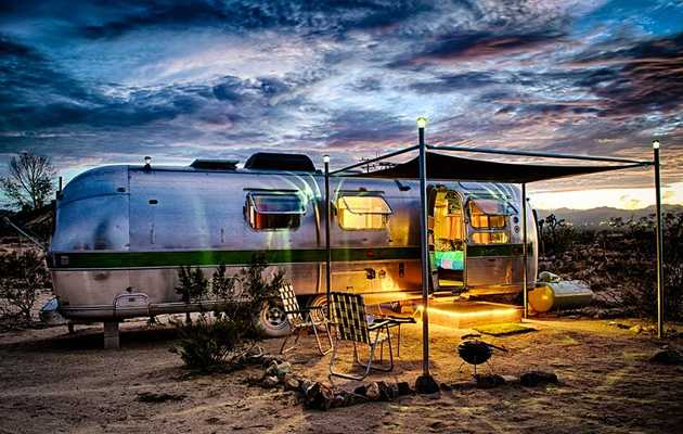 12 Things You Didn't Know About Airstream Trailers