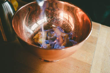Flaming Arrack