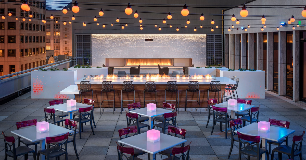 Bars With Fireplaces Seattle Thrillist