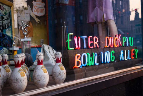 Best Bowling Alleys In America Include The Alley The