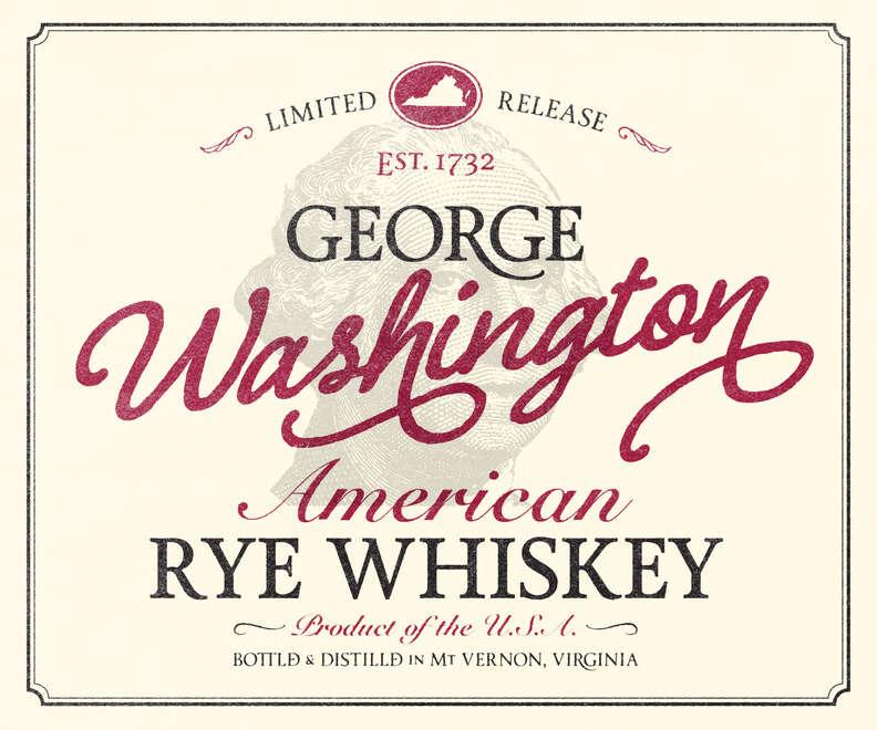 Washington Rye Whiskey