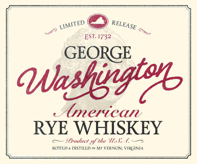 Washington Rye Whiskey