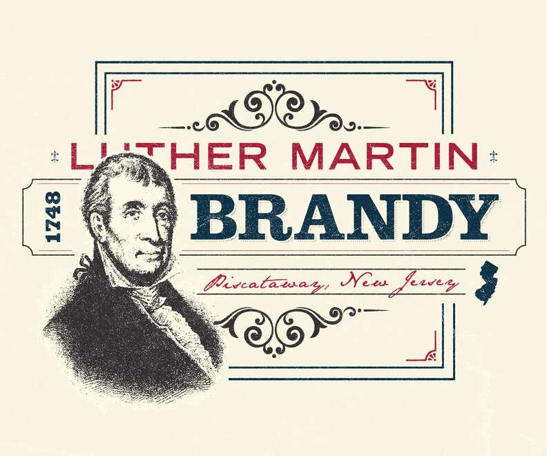 Martin Brandy