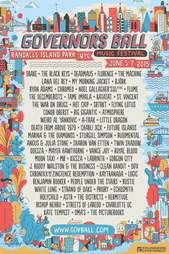 Governor's Ball Lineup