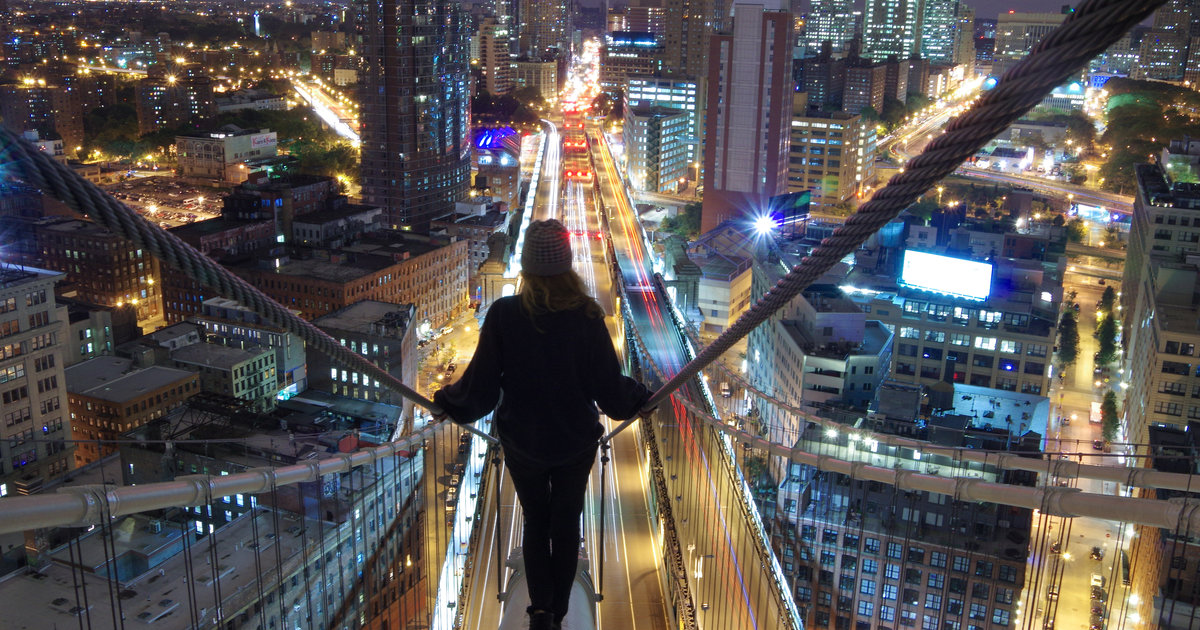Urban Explorers Outlaw Instagrammers And James Lanning