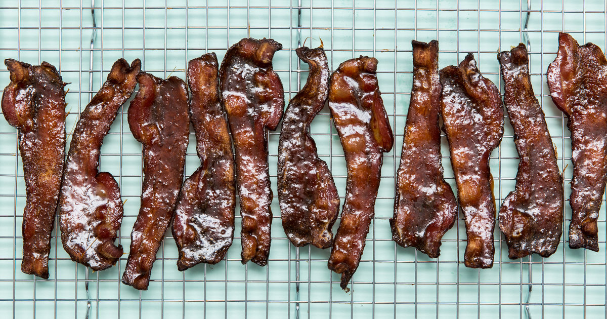 Beer-Glazed Bacon Is Better Than Candy
