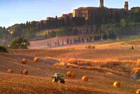 Olive Garden Culinary Institute in Tuscany