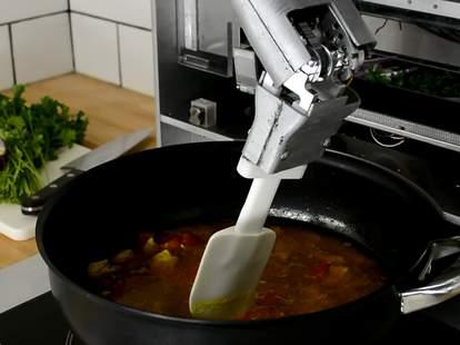 Sereneti Cooki machine