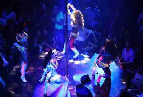 Miami strip club reviews