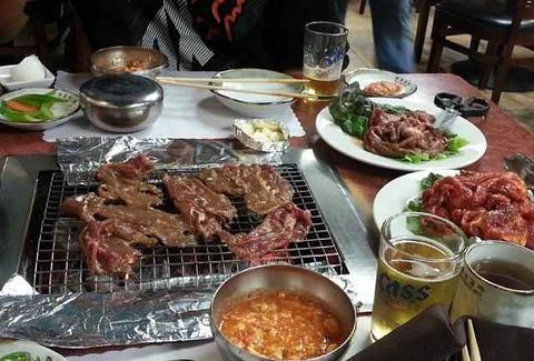 Han Sung Korean Bbq