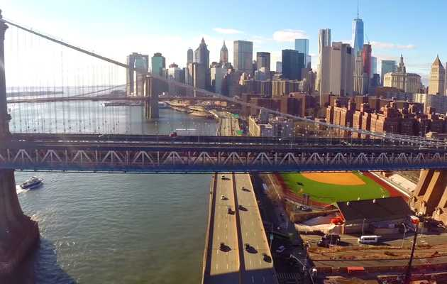 ​Fly Through NYC With the Ultimate Drone Video