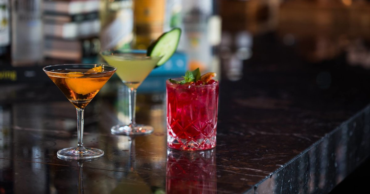 Best Mixed Drinks In Denver