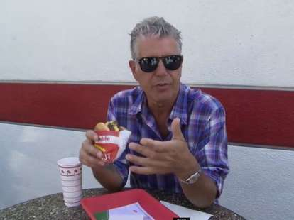 Anthony Bourdain In-N-Out