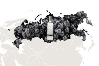 russia food