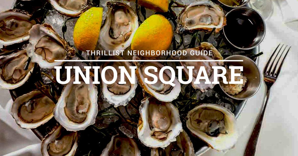 Best Restaurants Near Union Square The 13 Coolest Places To Eat Thrillist