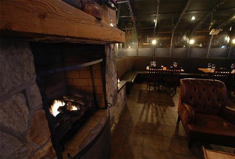 Best Fireplace Bars In NYC - Thrillist