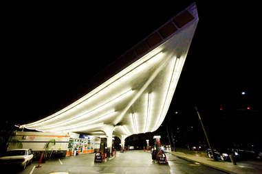 jack colker gas station