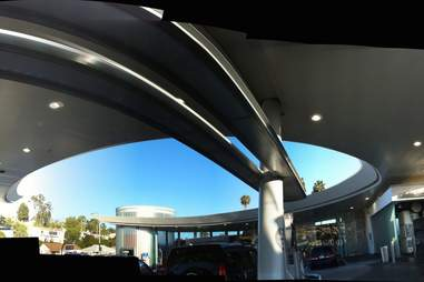 united oil gas station