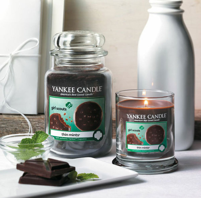 girl scout yankee candles   thrillist