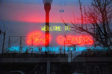 cleaners museum