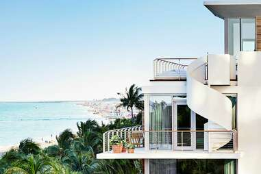 Bungalow Penthouse Edition MIami Beach