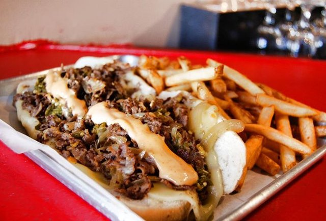 The Country\'s Best Cheesesteaks NOT Made in Philly