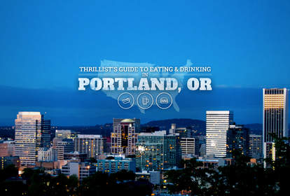 best food and drink portland