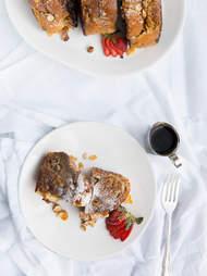 Nutella Stuffed French Toast — Thrillist Recipes