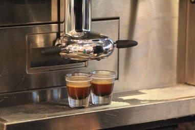 Starbucks ristretto shots