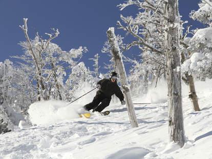 Ski trips NYC