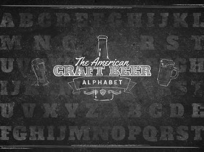 thrillist american craft beer alphabet