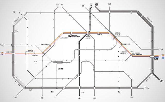 berlin u bahn restaurant map berlin restaurants near stations. Black Bedroom Furniture Sets. Home Design Ideas