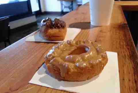 Honey donuts case study