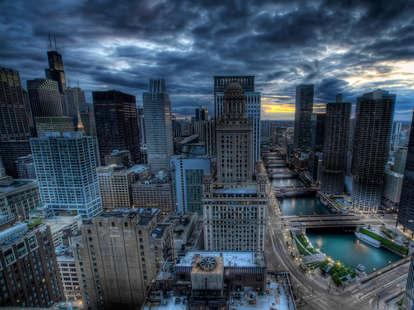 secret chicago