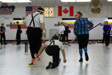curling club