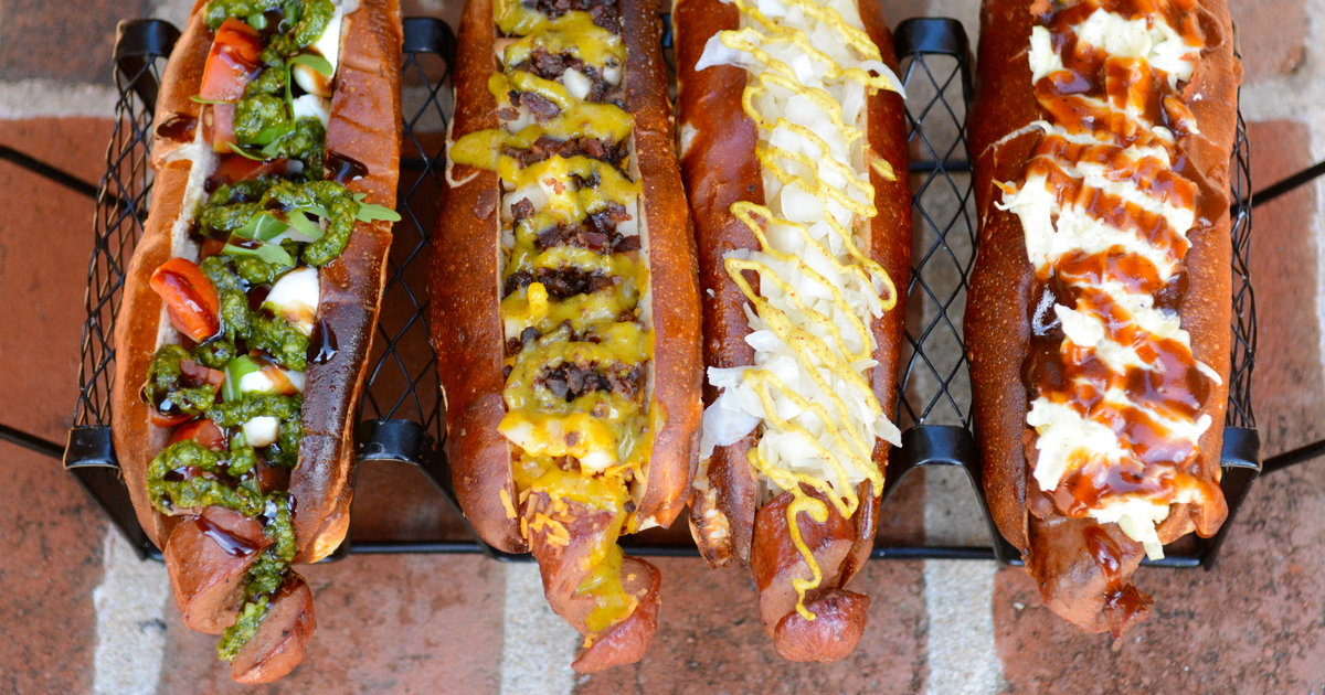 Chicago Hot Dog Minneapolis