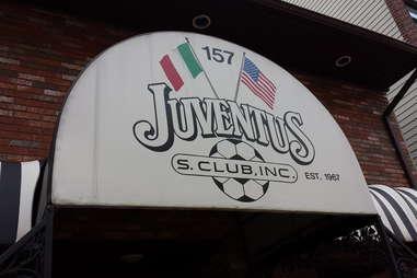 italian social club hoboken