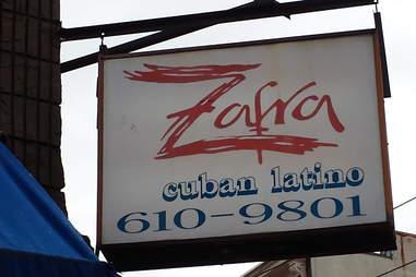 Zafra Hoboken