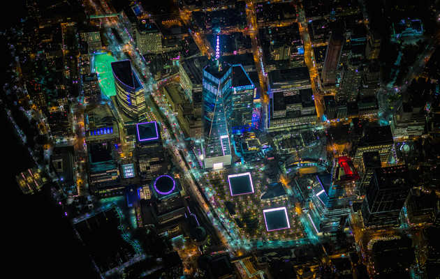These Stunning Aerial Photos Make You Remember NYC Is Beautiful