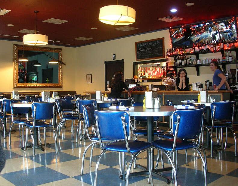 the bluebird diner iowa