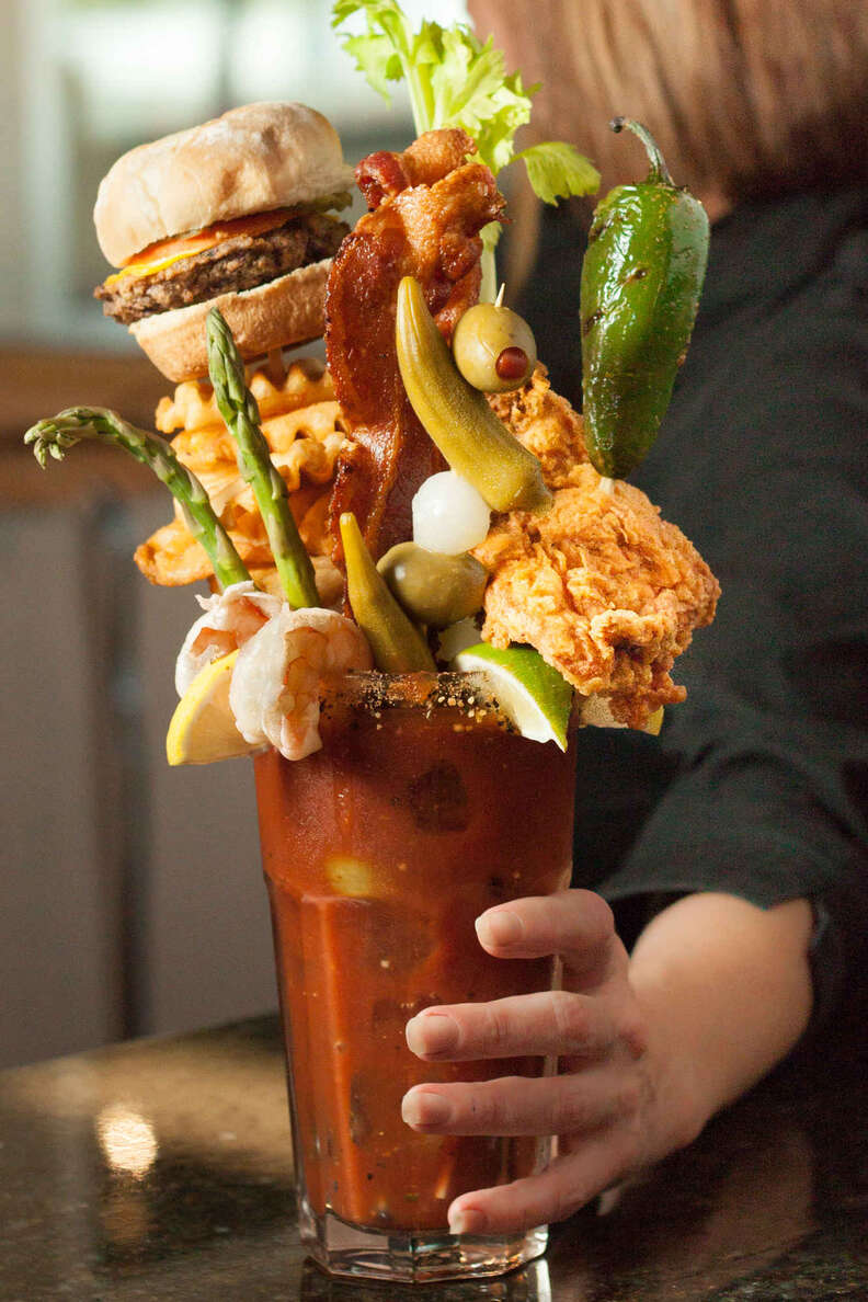 chef point cafe bloody mary best