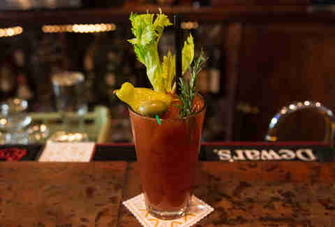 hattie's hat smoked salmon bloody mary