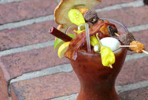 the nook bloody best mary