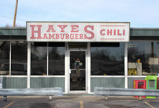 Hayes Hamburgers & Chili