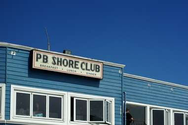 pb shore club - san diego