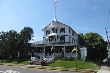 the parker house - sea girt