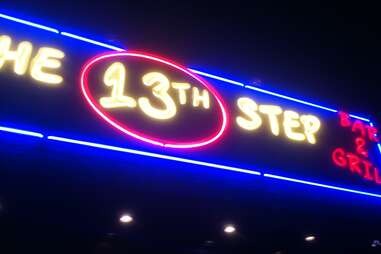 THE 13TH STEP - NYC