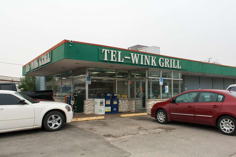 Tel-Wink Grill