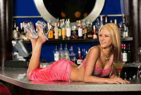 Clean Lindsay Lohan Shaved