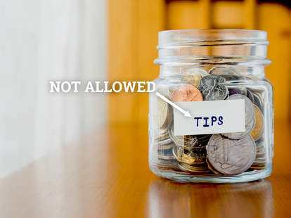 restaurants where you can't tip